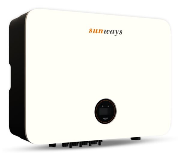 sunways inverter stt4-25ktl