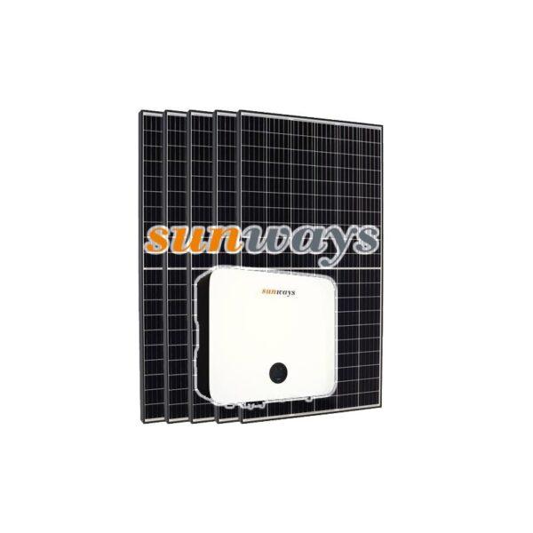 napelem rendszer 3kW
