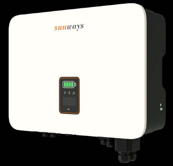 Sunways Hybrid inverter 4K-12K