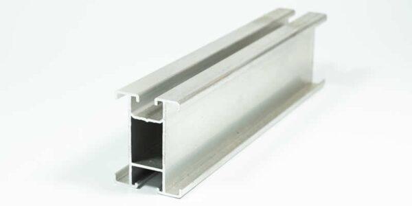 Napelem profil sín 6,4m alumínium